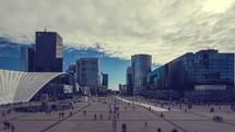 Paris Financial District