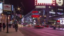 Dundas Square Toronto, Canada