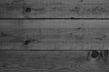 horizontal rustic wooden boarding.