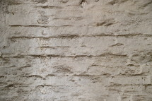 whitewashed wall in an industrial building, 
