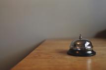 call bell on desk