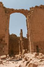 Petra Jordan ruins