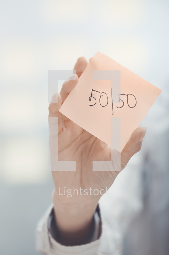 fifty / fifty