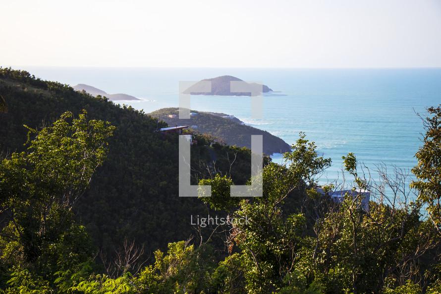 St Thomas landscape
