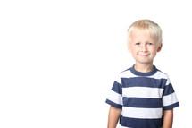 blonde haired boy child