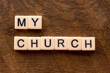 my church