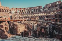 Coliseum in Rome