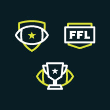 fantasy football badges.