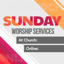 Church coronavirus covid-19 reopening service times