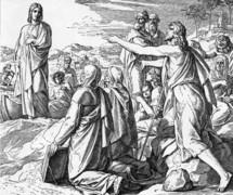 John the Baptist's Testimony About Jesus, John 1:29 34