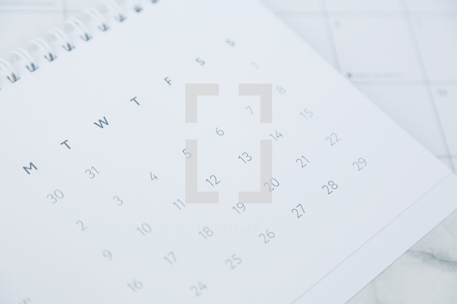 calendar and planner for 2017