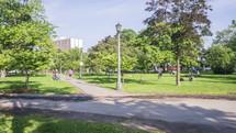Trinity Bellwoods Park Toronto
