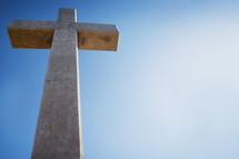 Cross on Mount Filerimos, Greece
