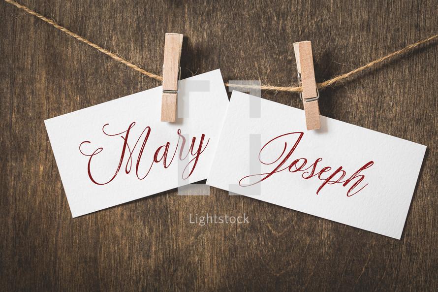 Mary Joseph
