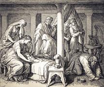 David and Bathsheba's Child Dies, 2 Samuel 12:15-23