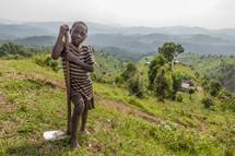 Gerald Turyatunga. Nyamishamba, Uganda