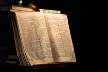 old Greek Bible in Cyprus