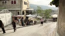 Port Au Prince street view