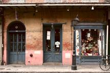 old New Orleans shop