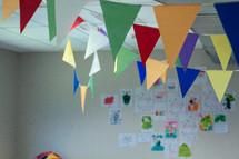 church nursery room