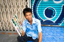 ASIA THAI CHIANG MAI OLD CITY STREET