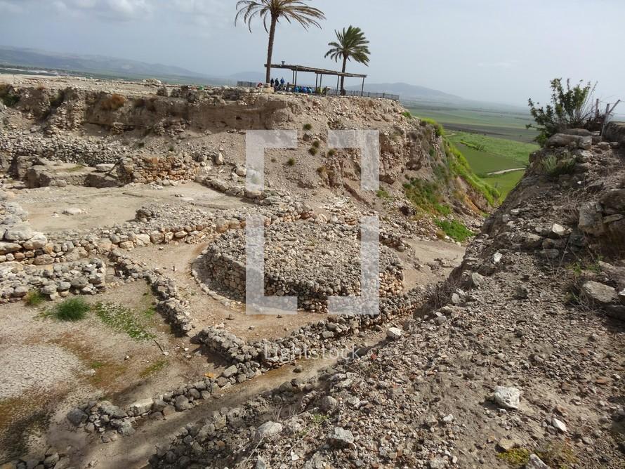 "Canaanite temple complex at Megiddo (""Armageddon"")"