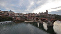 France - Albi before the Sunset