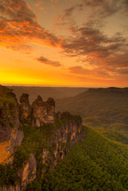 Blue Mountains and Kangaroo Valley
