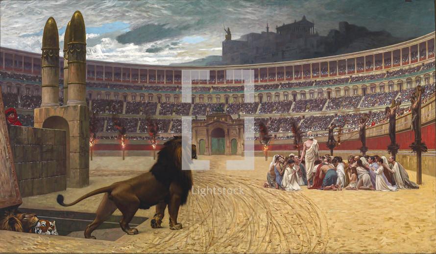 The Christian Martyrs Last Prayer