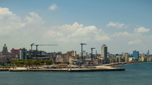La Havana, Cuba shore