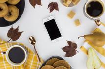 breakfast in fall