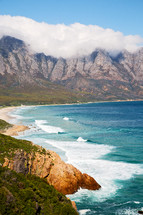 coastline in South Africa