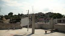 Port Au Prince roof tops