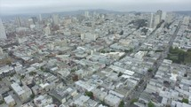 San Francisco From Above | Aerial | Neighborhood | Community | People | Urban | Evangelism | World | Day | Cars | Movement | Motion