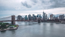 Lower Manhattan during the day |New York City