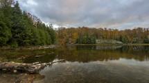 Provincial Park lake