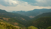 Ha Giang Valley, Vietnam - Time-lapse