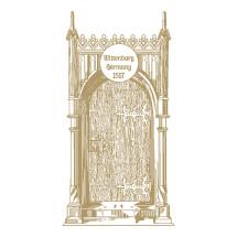 Wittenberg castle doors