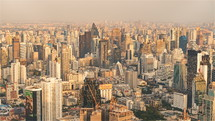 Bangkok, Thailand skyline