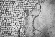 mosaic tiles background