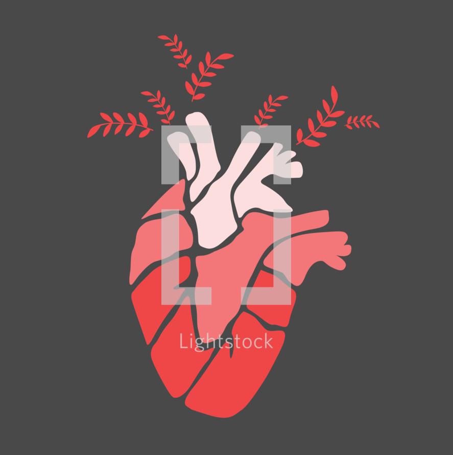 Flourishing Heart, Proverbs 4:23