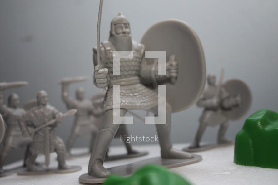 toy warriors