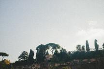 aqueducts in Rome