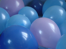 blue balloons party,  happy new year, balloons, color, party, happy, bright, joy, blue, shades, round, new, air, colour, colorful, new year, birthday, celebration, celebrate, decoration