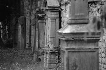 forgotten cemetery,