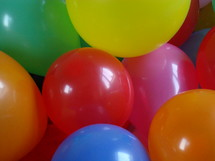 happy new year,  balloons, color, party, happy, bright, joy, blue, pink, red, rose, green, red, orange, round, new, air, colour, colorful, new year, birthday, celebration, celebrate, decoration