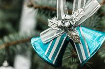 bells Christmas ornaments