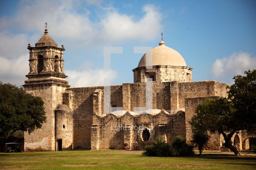 old Spanish Mission