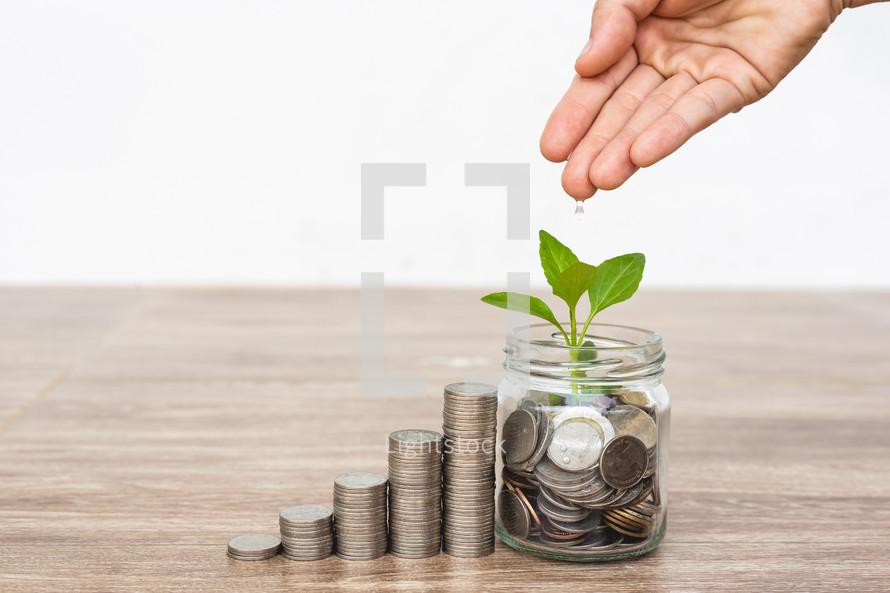 growing your savings