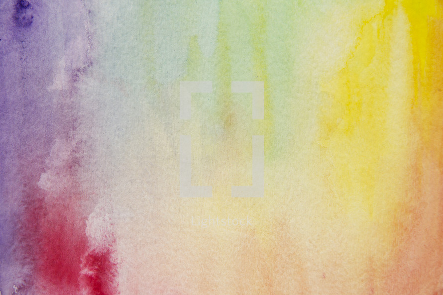 colorful watercolor background texture.